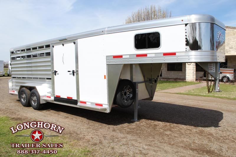 2019 Exiss 20ft Show Cattle Combo With 4ft Tack And Side