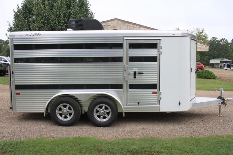 2019 Sundowner 16ft Low Pro with 6 Pens and AC