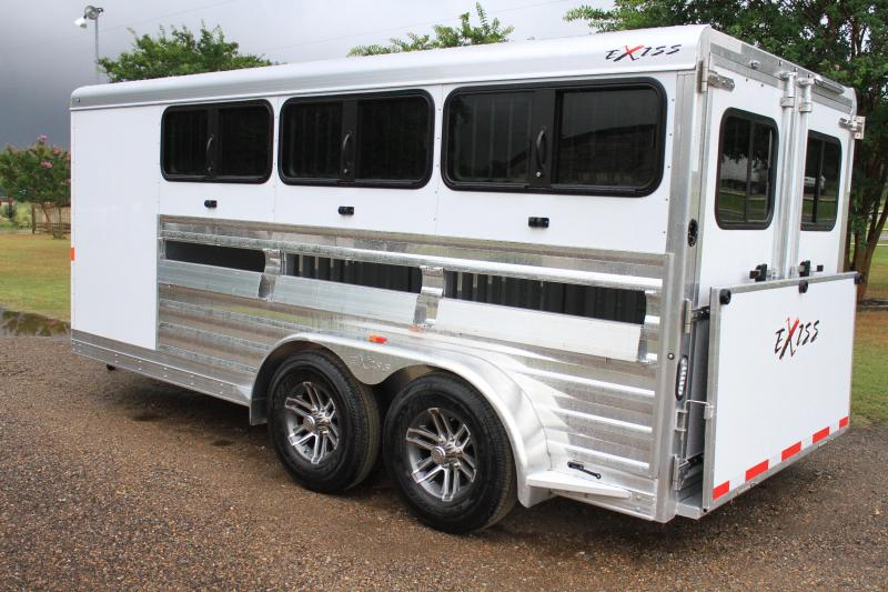 2019 Exiss 16ft Low Pro with Drop Windows and 6 Pens