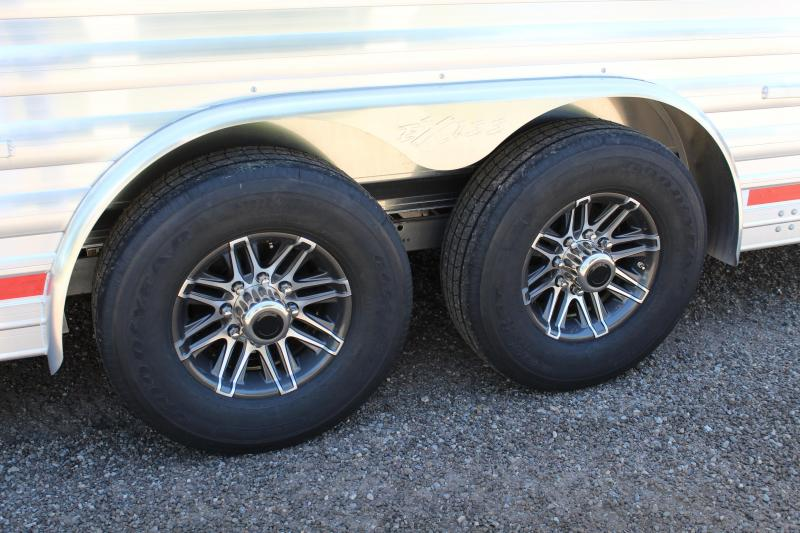 2018 Exiss 30 'Stock Combo with 5 Dressing Room & Side Ramp