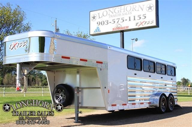 2019 Exiss  20' Low Pro with Full Pen System and Tack Room