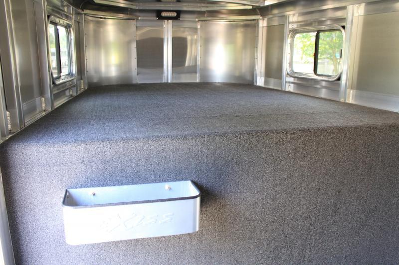 2018 Exiss 24ft Stock Combo with Side Ramp in Stock