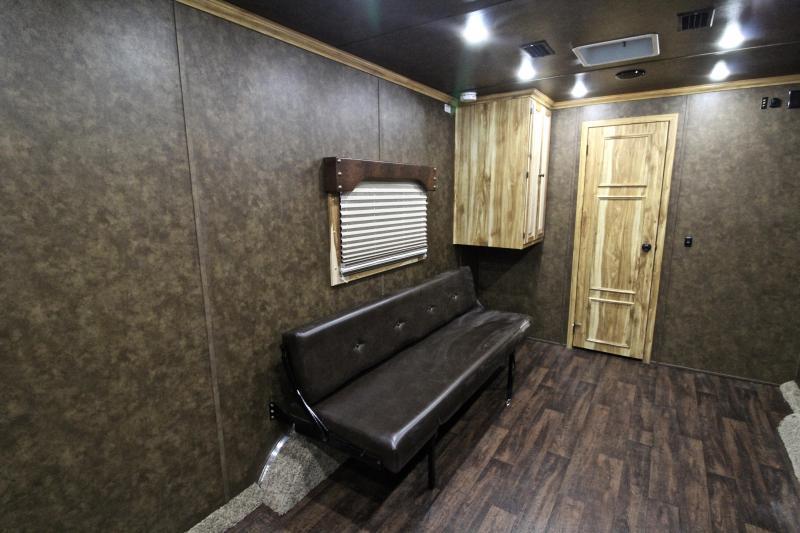 2018 Sundowner 13ft LQ Toy Hauler with 16' Garage