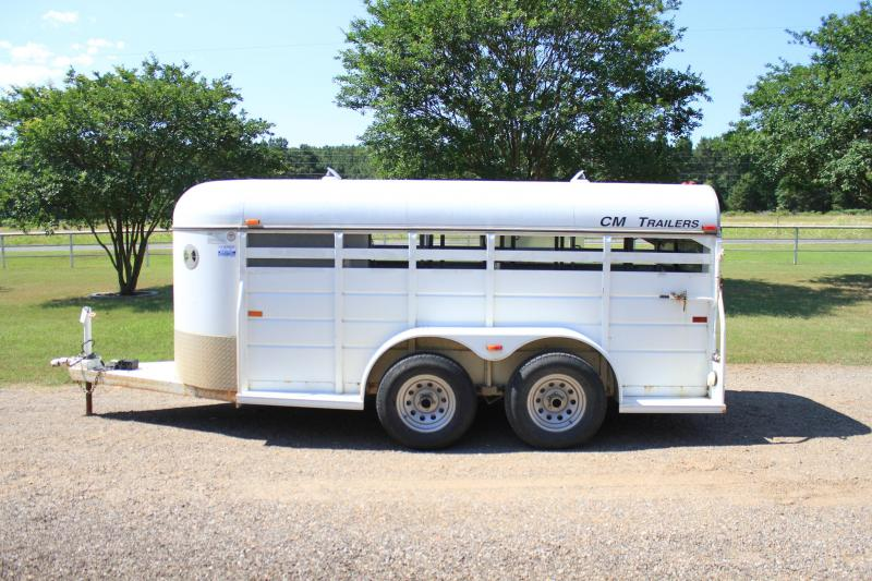 2005 CM 14ft Low Pro with Two Gates