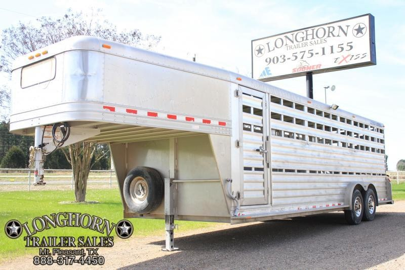 2011 Elite 24' Stock Trailer
