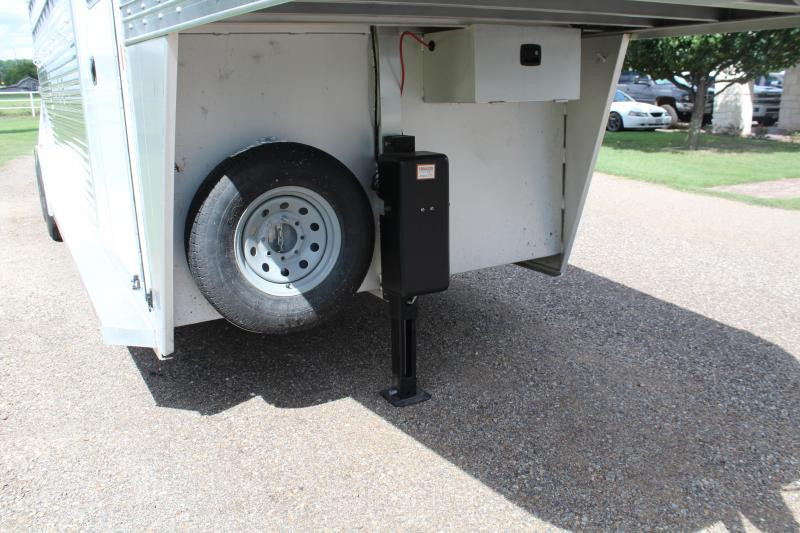 2018 Sooner 24ft Stock Combo with Hydraulic Jack