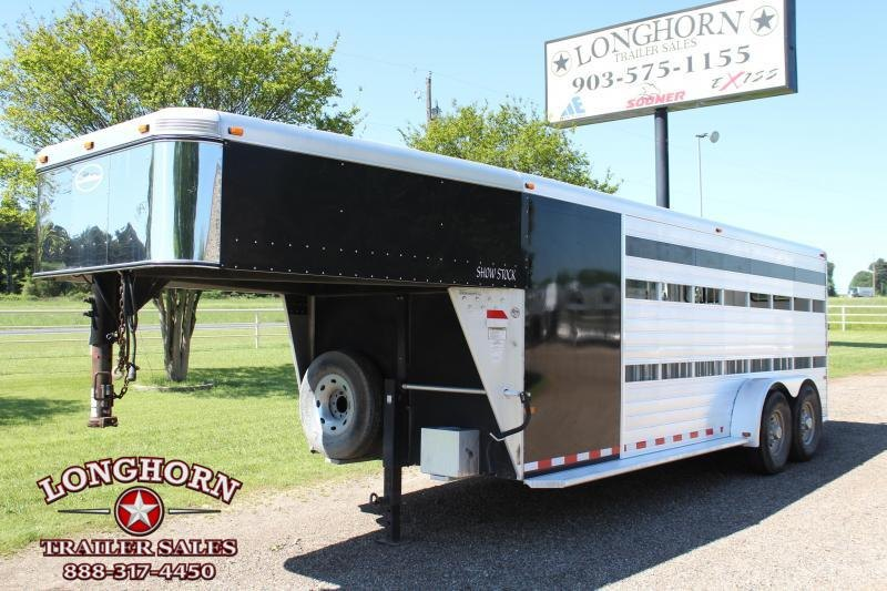 2011 Sundowner 20' Low Pro with 8 Pen System