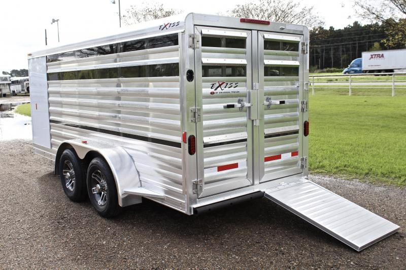 2018 Exiss 6 Pen System with Front Tack Room and Ramp