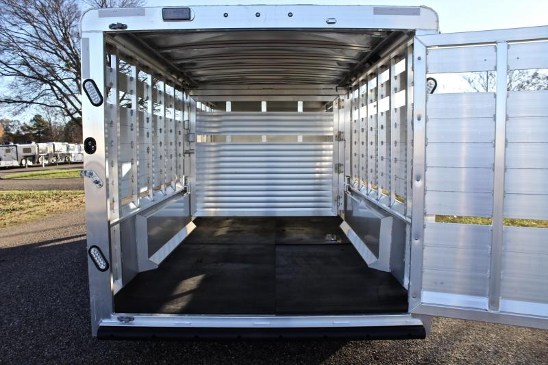 2019 Exiss 25ft Show Cattle Extreme with Split Tack Room