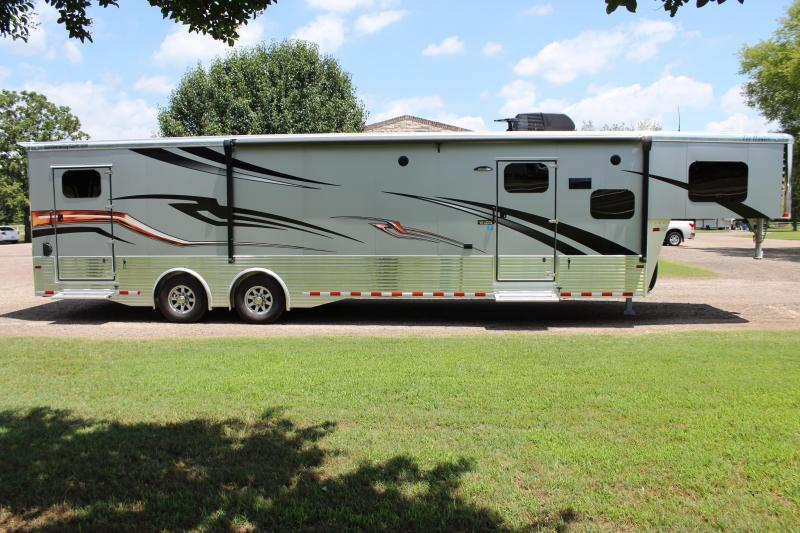 2020 Sundowner Trailers Other 2186 GM 13ft LQ with 18ft Garage Toy Hauler RV