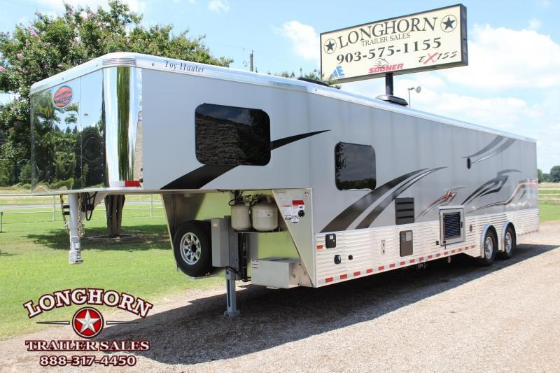 2020 Sundowner Trailers Other 2186 GM 13ft LQ with 18ft Garage Toy Hauler RV in Ash Fork, AZ
