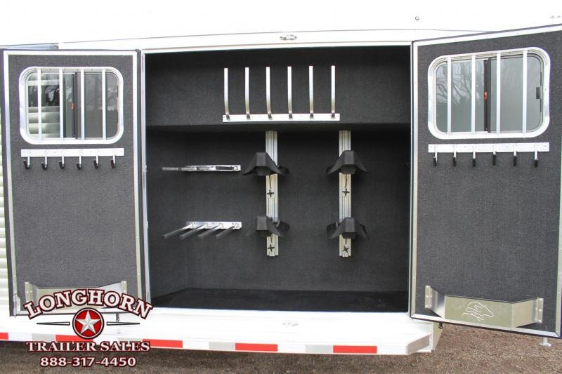 2019 Sooner 4 Horse Smart Tack Stock Combo