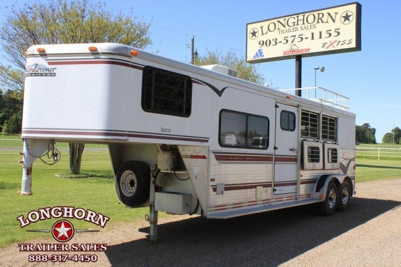 1997 Sundowner 3 Horse Weekender Package  in Ashburn, VA