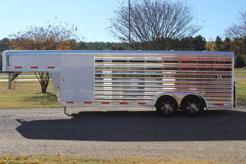 2019 Exiss 20ft Low Pro with 8 Pen System