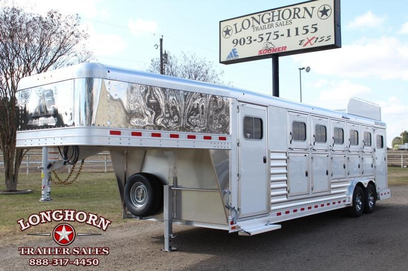 2018 Elite 5 Horse with Double Door Side Tack  in Ashburn, VA