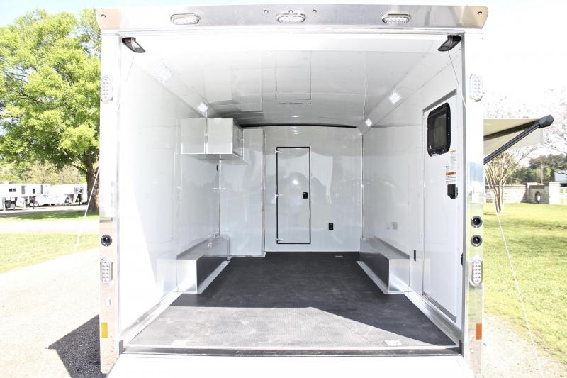 2020 Sundowner Trailers 2186 GM 13 LQ with 18ft Garage Toy Hauler