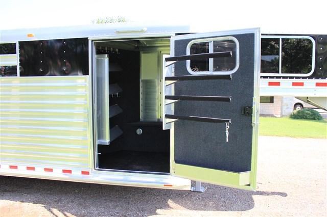 2019 Elite Trailers Roper Special by Longhorn Trailers Livestock Trailer