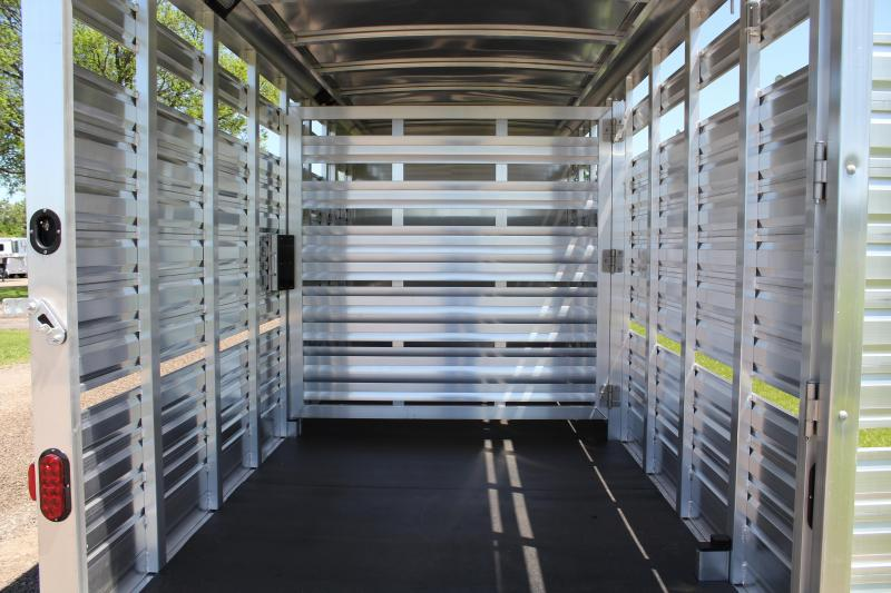 2019 Exiss 20ft Stock Combo with 4ft Tack Room