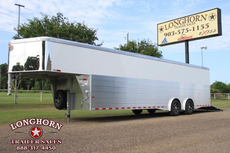 2019 Sundowner Trailers 28ft Commercial Grade Cargo Trailer