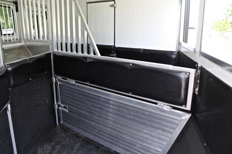 2019 Sundowner 3 Horse with 10ft Shortwall - LOADED