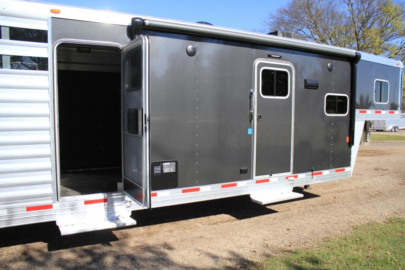 2019 Exiss 10.5ft Shortwall Stock Living Quarter with 16' Stock Area