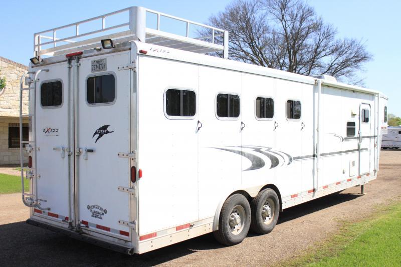 2004 Exiss 4 Horse 10ft LQ