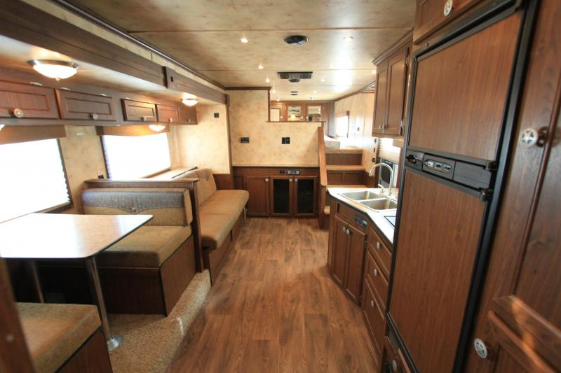 2013 Exiss 16 Ft  LQ w/ 12 Ft  Slide out