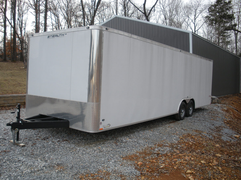 2017 Stealth Trailers CHE8528 Car Hauler Express