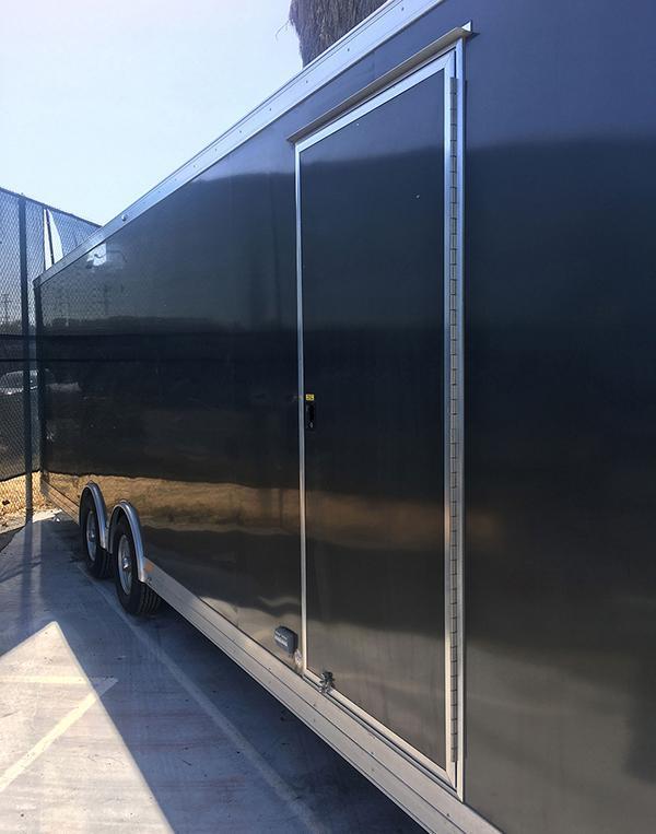 2017 ATC Quest Enclosed Cargo Trailer
