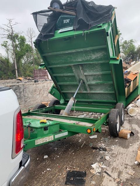 2009 Load Trail 7 x 10 3 Ton Dump Trailer in Ashburn, VA