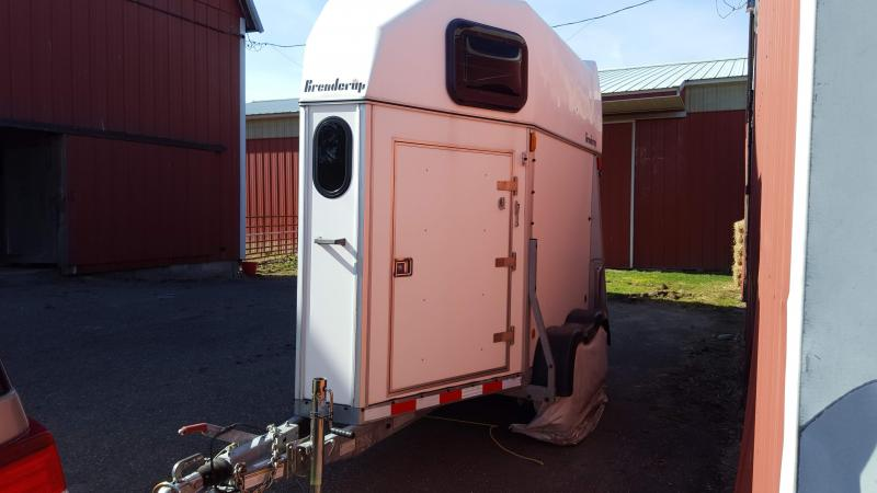 2010 Brenderup Solo Horse Trailer