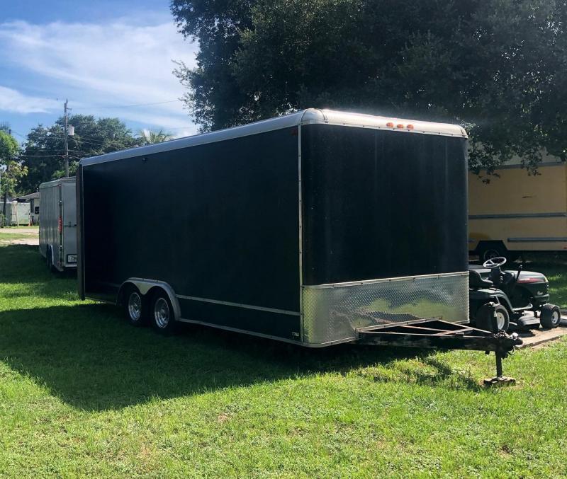 2004 South Miami Trailers 8 x 20 Enclosed Cargo Trailer in Ashburn, VA