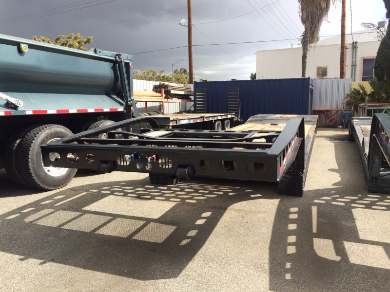 2013 Other Easy Load 8 Tire Enclosed Cargo Trailer