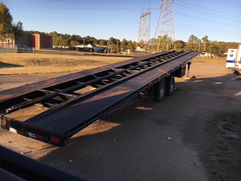 2012 Big Tex Trailers 20AC-51 Auto Transport