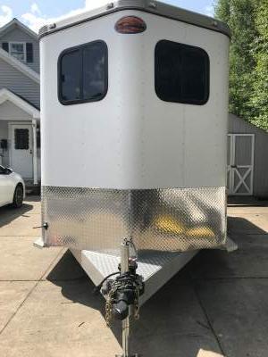2015 Sundowner Sunlite Charter SE 2 Horse Bumper Pull Trailer in Ashburn, VA