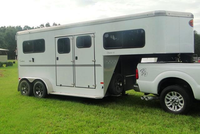 2016 Sundowner Trailers Charter SE Horse Trailer