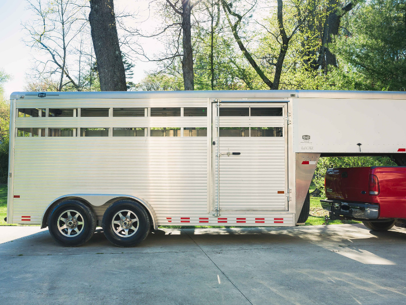 2015 Sundowner Rancher Stock / Horse Combo Trailer