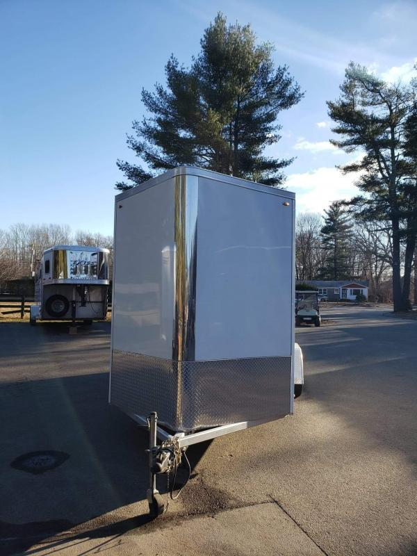 2018 Legend 7 x 16 + 3 Explorer Series Aluminum Enclosed Cargo Trailer in Grandy, NC