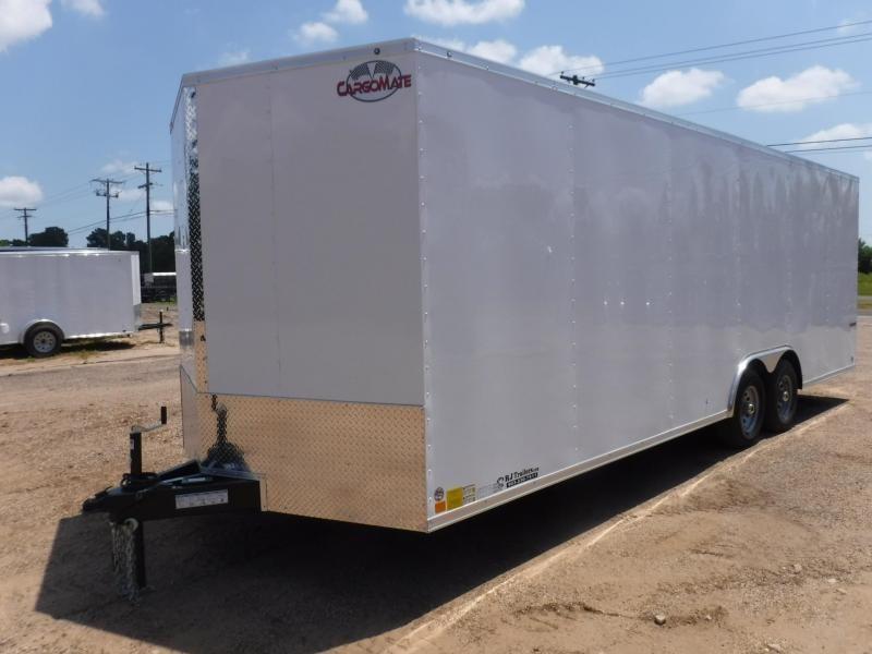 2020 Cargo Mate 8.5 x 24 E-Series Enclosed Cargo Trailer