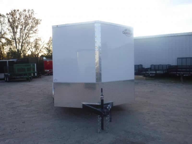 2019 Cargo Mate 7 x 14 TA E-Series Enclosed Cargo Trailer