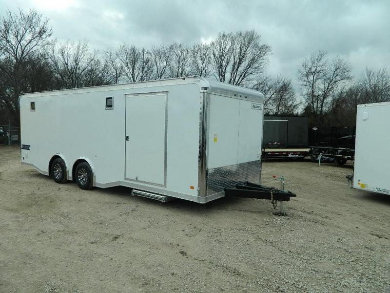 2018 Haulmark 8.5 x 24 Edge Pro Car Racing Trailer