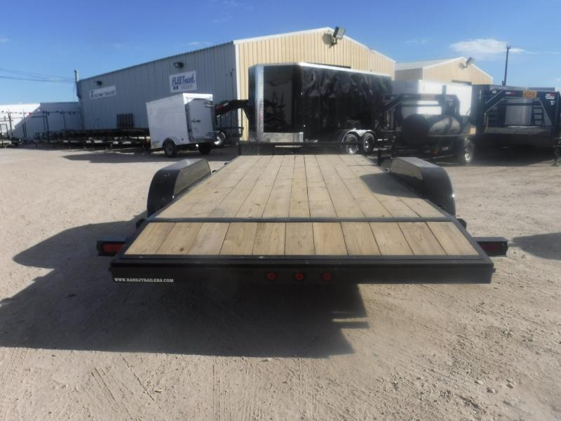 2019 Buck Dandy 83 x 18 Car / Racing Trailer