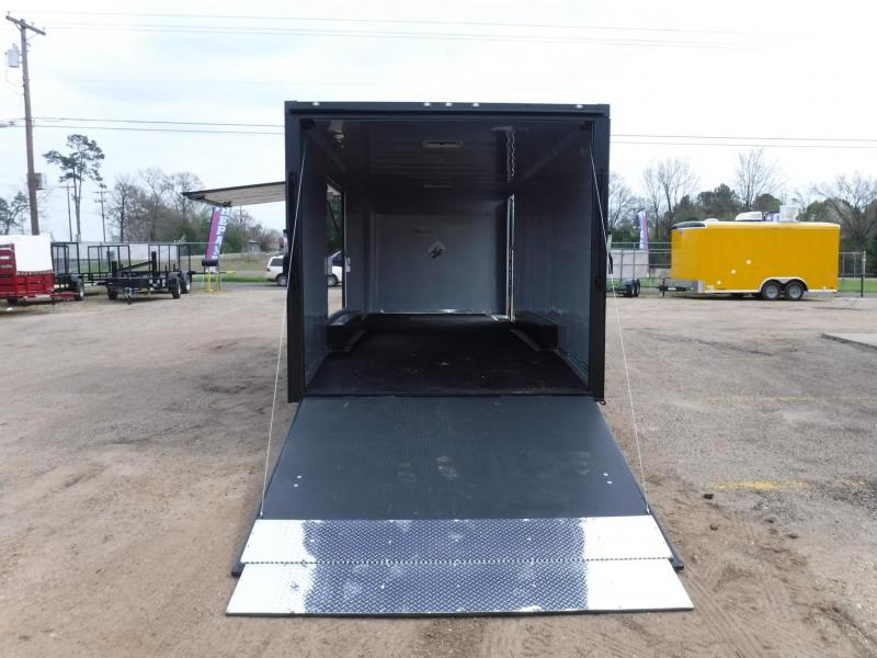 2019 Cargo Craft 8.5 x 24 Dragster Enclosed Cargo Trailer