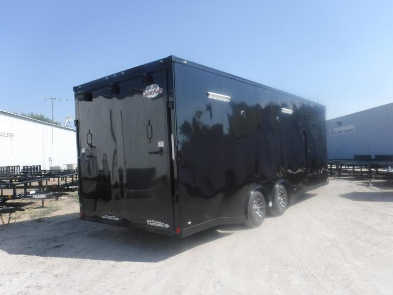 2019 Cargo Mate 8.5 X 24 Nitro Series Enclosed Cargo Trailer