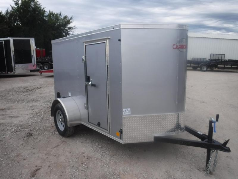 2019 Cargo Mate 5 x 8 TXLV Enclosed Cargo Trailer