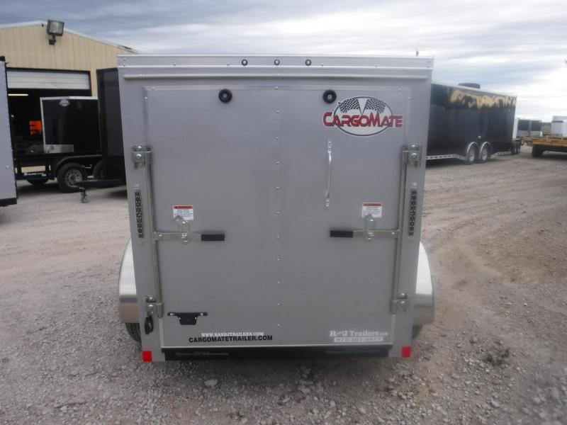 2019 Cargo Mate 5 x 8 TXLV Enclosed Cargo Trailer