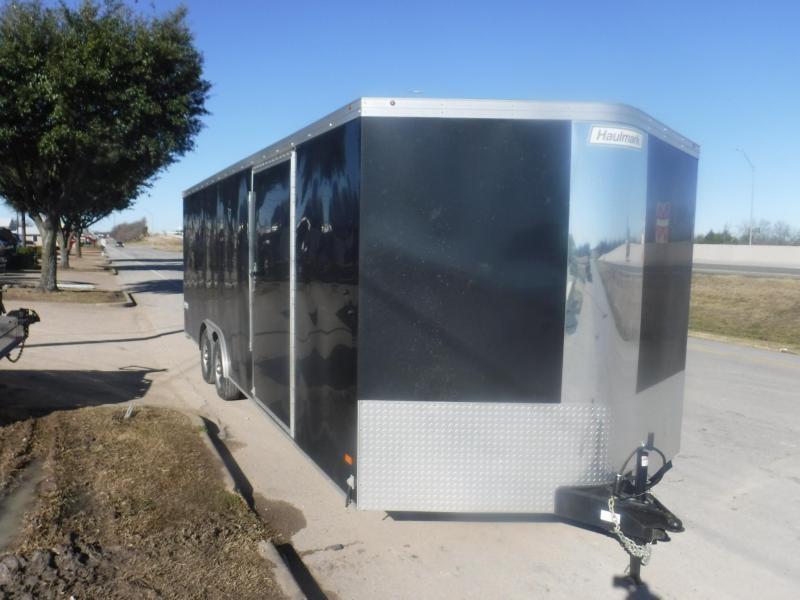 2016 Haulmark 8.5 x 24 Transport Car / Racing Trailer