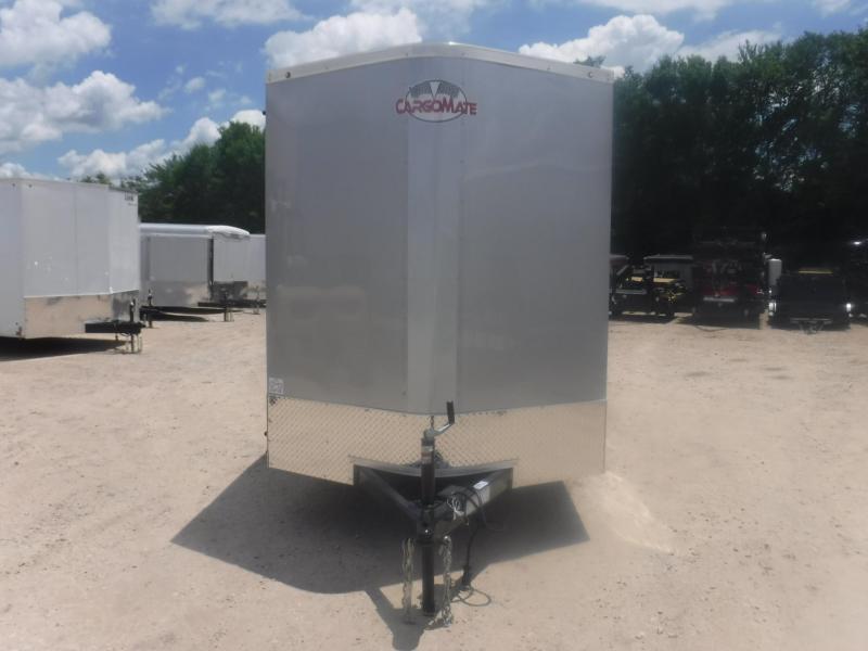2019 Cargo Mate 6 x 12 TA E-Series Enclosed Cargo Trailer