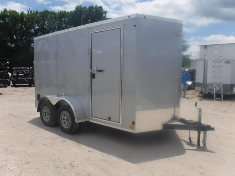 2019 Cargo Mate 6 x 12 TA E-Series Enclosed Cargo Trailer