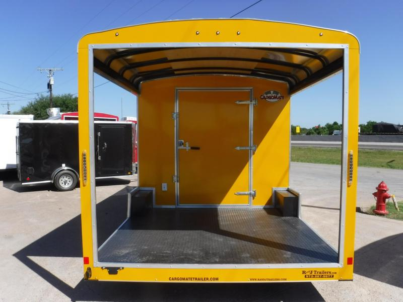2018 Cargo Mate 8.5 x 22 Blazer Vending / Concession Trailer